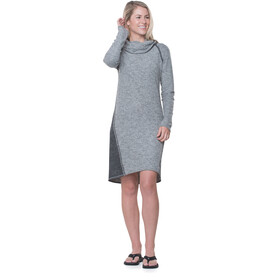 Kühl Nova Pullover Dress Damen ash